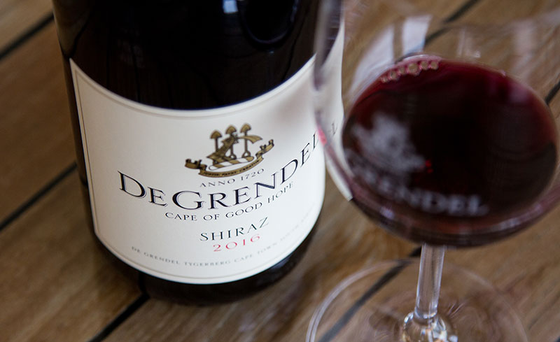 De Grendel Classified in SA's Top 100 Most Highly Rated Wines 2019