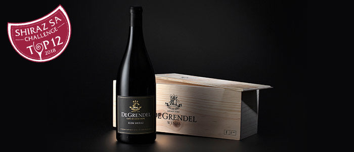De Grendel Elim Shiraz One of the Best in South Africa
