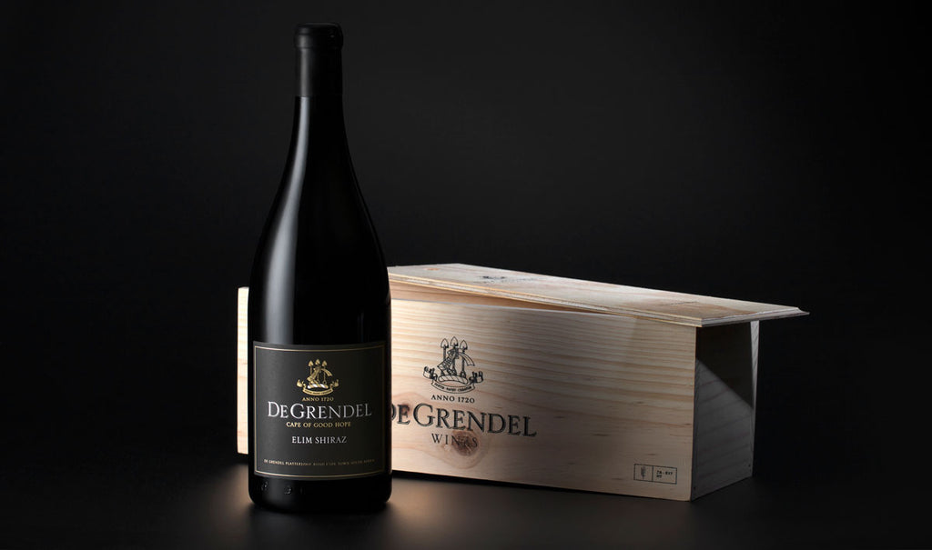 De Grendel Elim Shiraz 2017 Tops Winemag 2019 Shiraz Report with Outstanding 95 Points