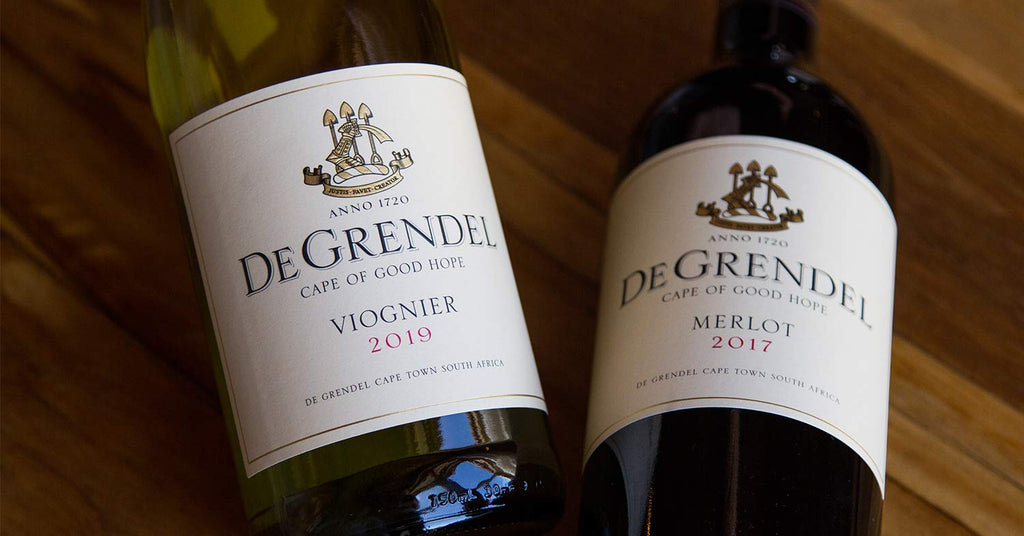 Big in Japan - a Golden Duo for De Grendel in Sakura Japan Women's Wine Awards