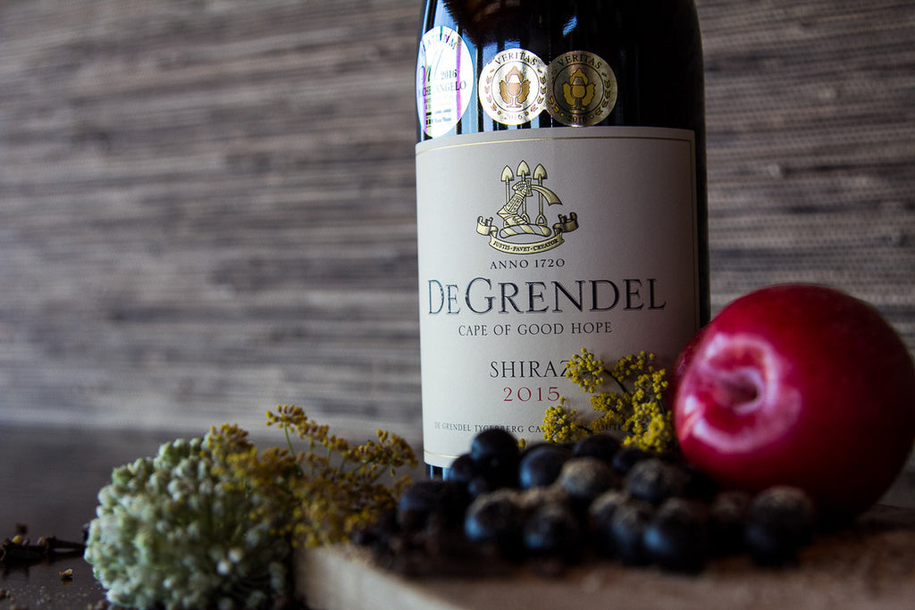 De Grendel Wins Three Mundus Vini Medals
