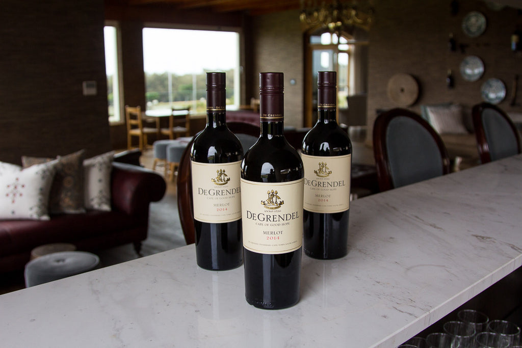 Ease into Winter with De Grendel Merlot!