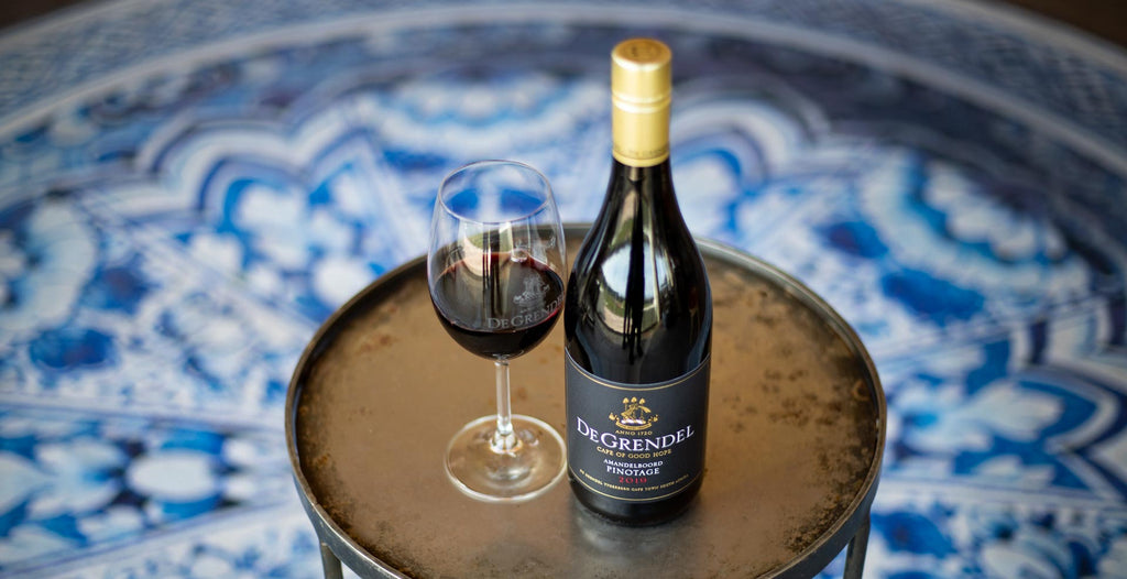 Amandelboord Pinotage Makes it Four