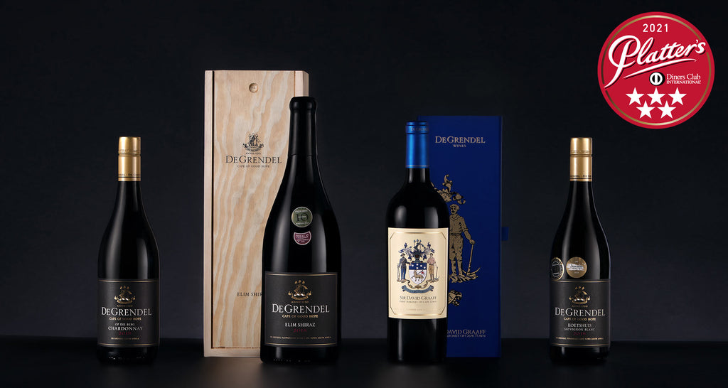 Glittering Quartet Of Platter's 5 Stars Crown A Stellar Year For De Grendel