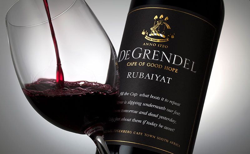 De Grendel Rubaiyat Adds Mundus Vini Gold to Its Creaking Trophy Cabinet