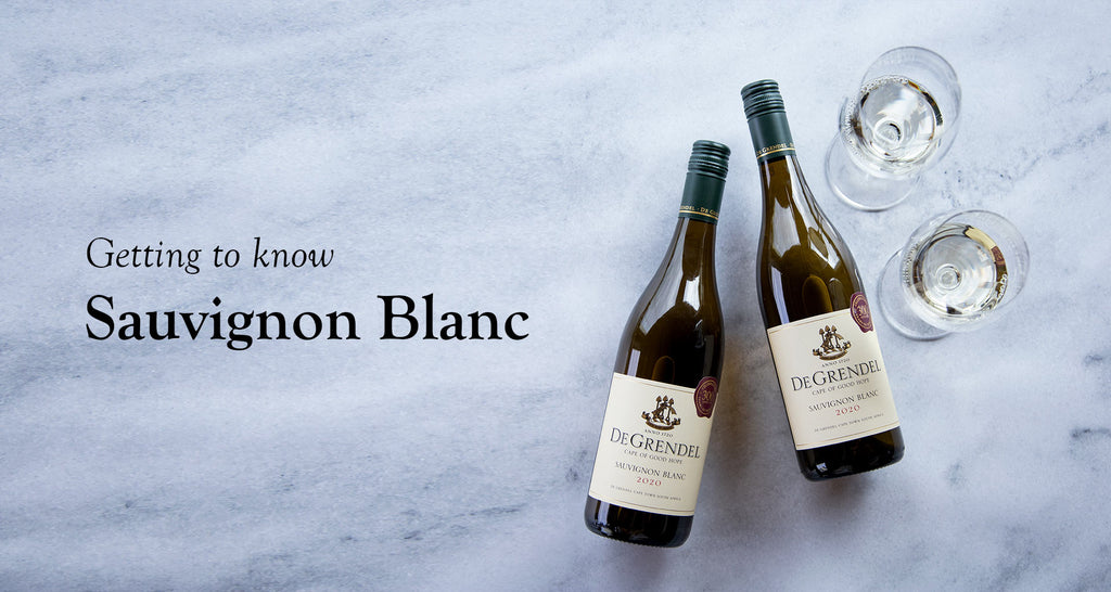 Getting to Know Sauvignon Blanc Up Close and Personal