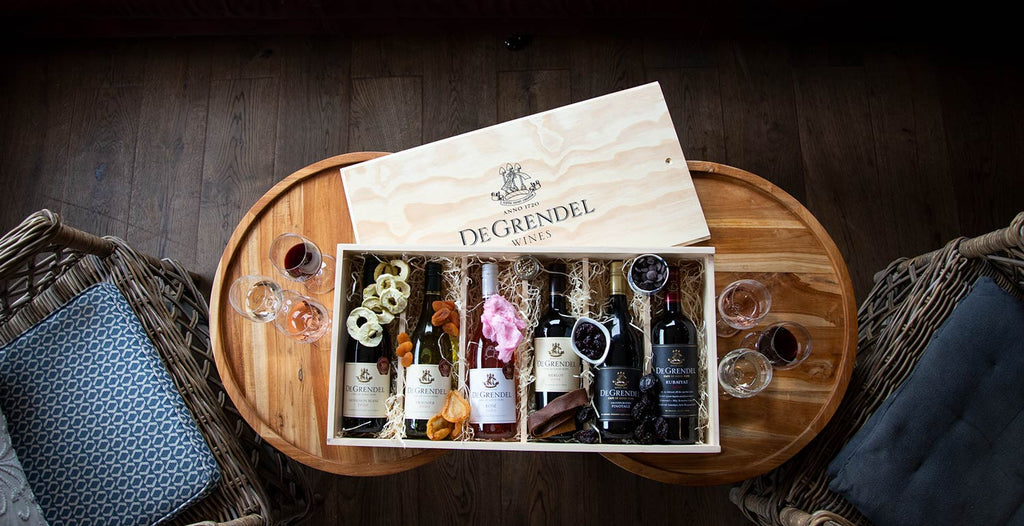 Introducing the Limited Release Sensory Wine Box