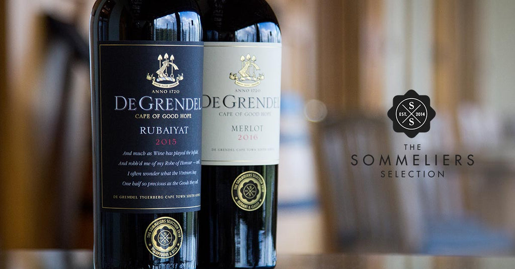 De Grendel Dazzles in Red at The Sommeliers Selection 2018