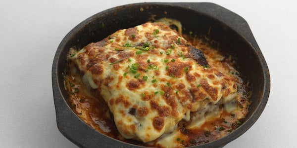 Bacon & Beef Lasagne