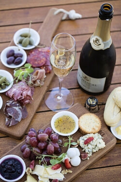 Cheese & Charcuterie boards at De Grendel Tasting Room