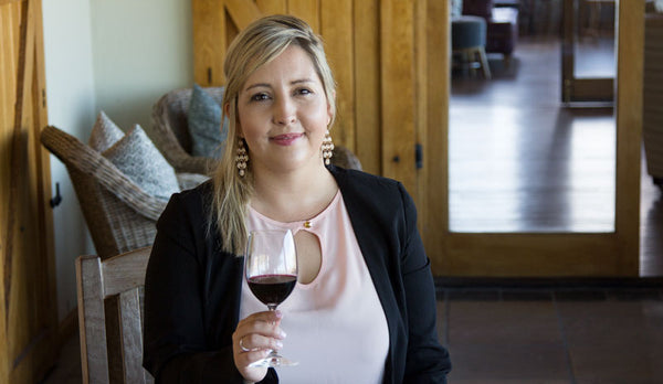 Amelia Truter, De Grendel Wines Loyalty Club Manager