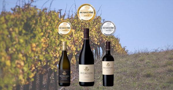 De Grendel Wines Mundus Vini Awards