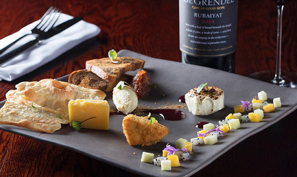 De Grendel Restaurant New Menu