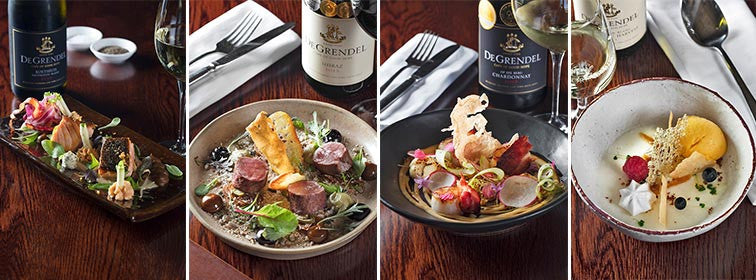 De Grendel Restaurant Food Menu Cape Town