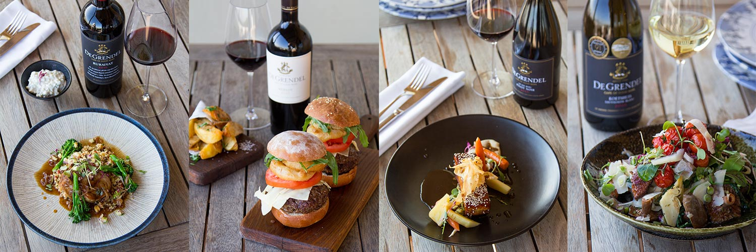 De Grendel Restaurant Hot Meals Collection Cape Town