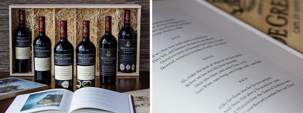 De Grendel Wines Rubaiyat Vintage Selection