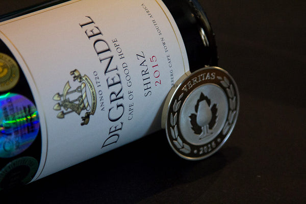 De Grendel Shiraz Veritas Awards