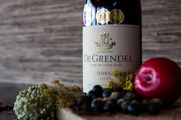 De Grendel Wines Shiraz