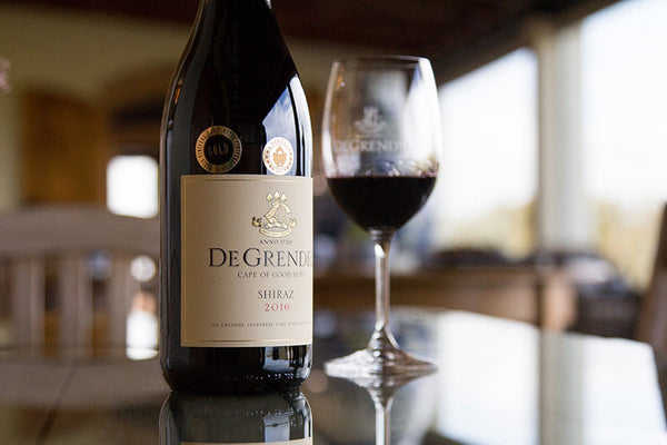 De Grendel Wines Shiraz 2016 Veritas Awards