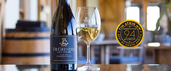 De Grendel Wines Tim Atkin Report 2018