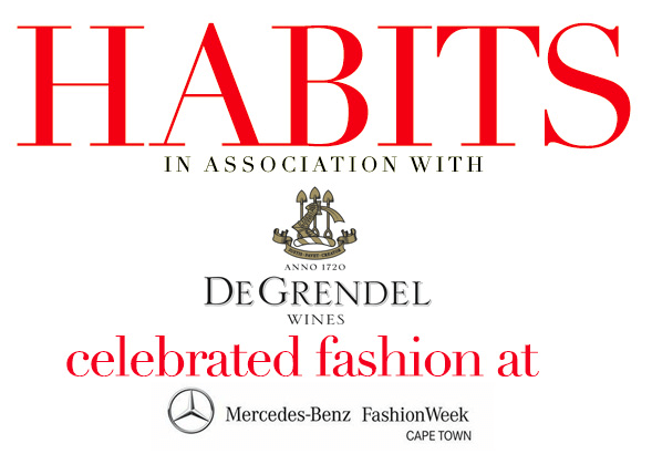 Habits in Association with De Grendel at Mercedes-Benz Fashion Week