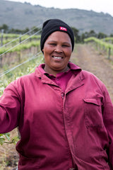Jacintha September, De Grendel Farm Worker 2015