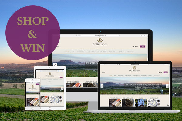 Buy De Grendel wines online & win