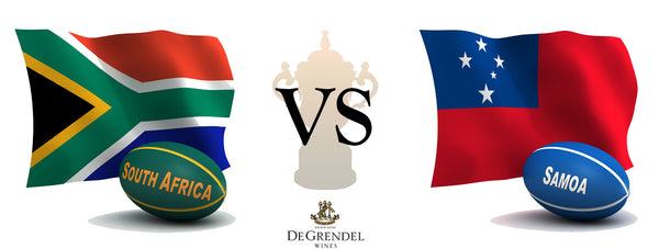 De Grendel Rugby World Cup Pairing RWC2015