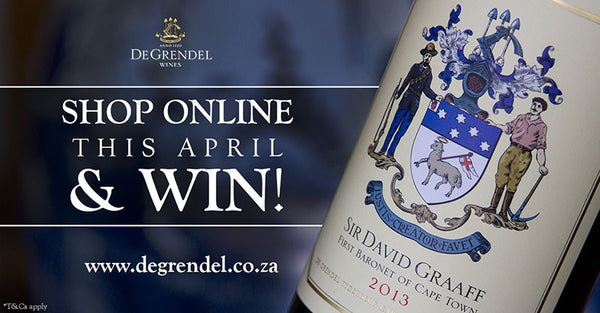Win with De Grendel Wines