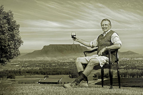 Sir David Graaff Table Mountain