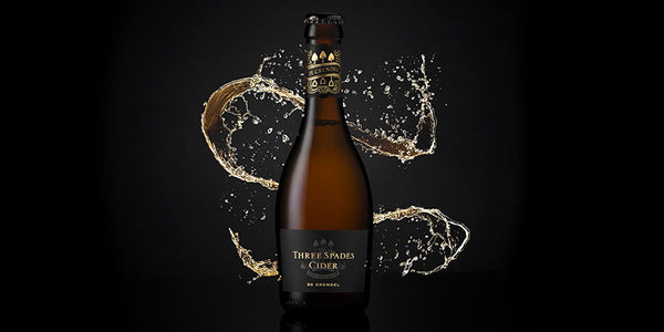 De Grendel Wines Three Spades Cider