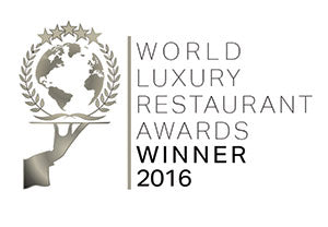 De Grendel World Luxury Restaurant Winner 2016