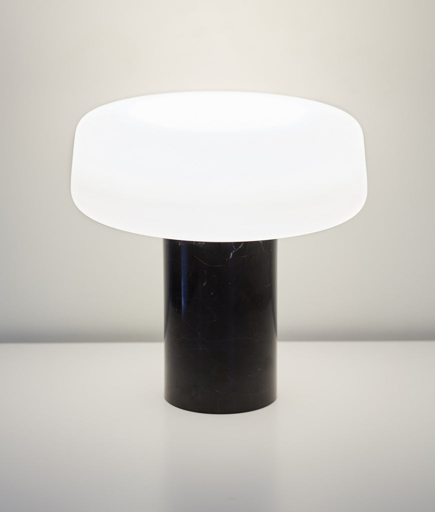 Solid - Nero Marquina Table Light