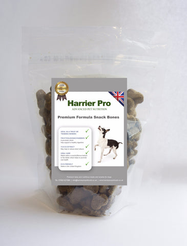 Hypoallergenic Dog Treats - Harrier Pro Pet Foods