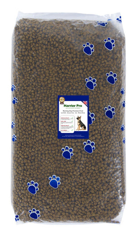 Garlic and Herbs Working Dog Food - Harrier Pro Pet Foods.co.uk