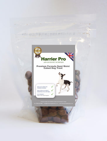 Semi Moist Dog Treats - Harrier Pro Pet Foods