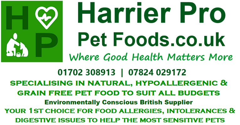 Harrier Pro Pet Foods.co.uk