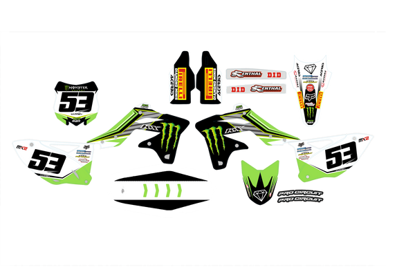 Kawasaki Monster GFX