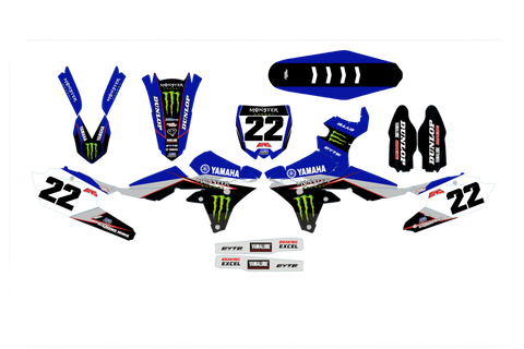 Yamaha Monster GFX