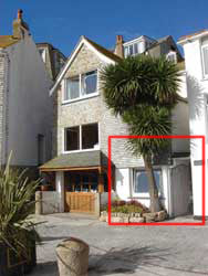 alfred wallis studio st.ives apartment location