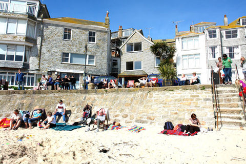 cheval roc, st.ives cottages cornwall