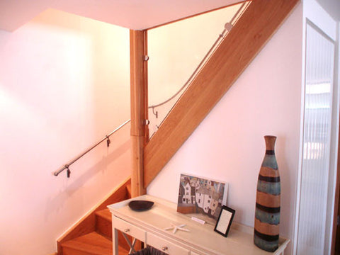 cheval roc oak staircase.