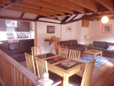 The Loft, St.Ives Holiday Cottage, Living Room