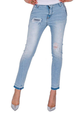 PINKO JEANS LUPIN15/G42 - Libas Trendy Fashion Store - 1