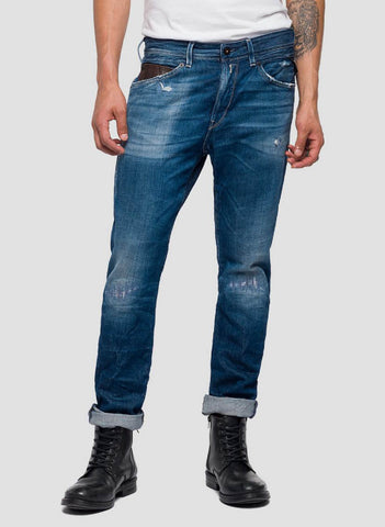 REPLAY JEANS MA925M 100 M13 010