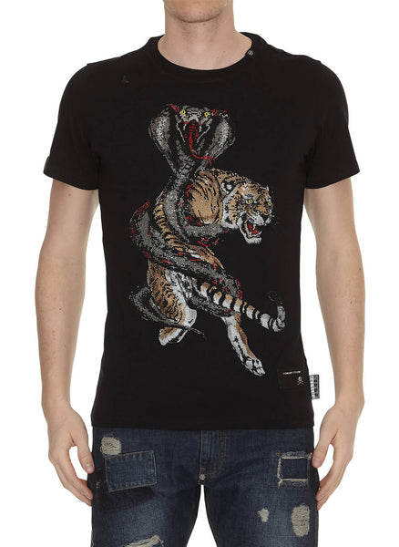 PHILIPP PLEIN T-SHIRT-Libas Trendy Fashion Store