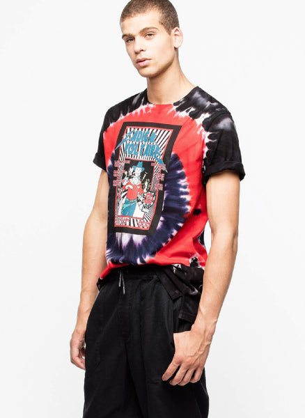 ZADIG&VOLTAIRE T-SHIRT WGTR1801H-Libas Trendy Fashion Store