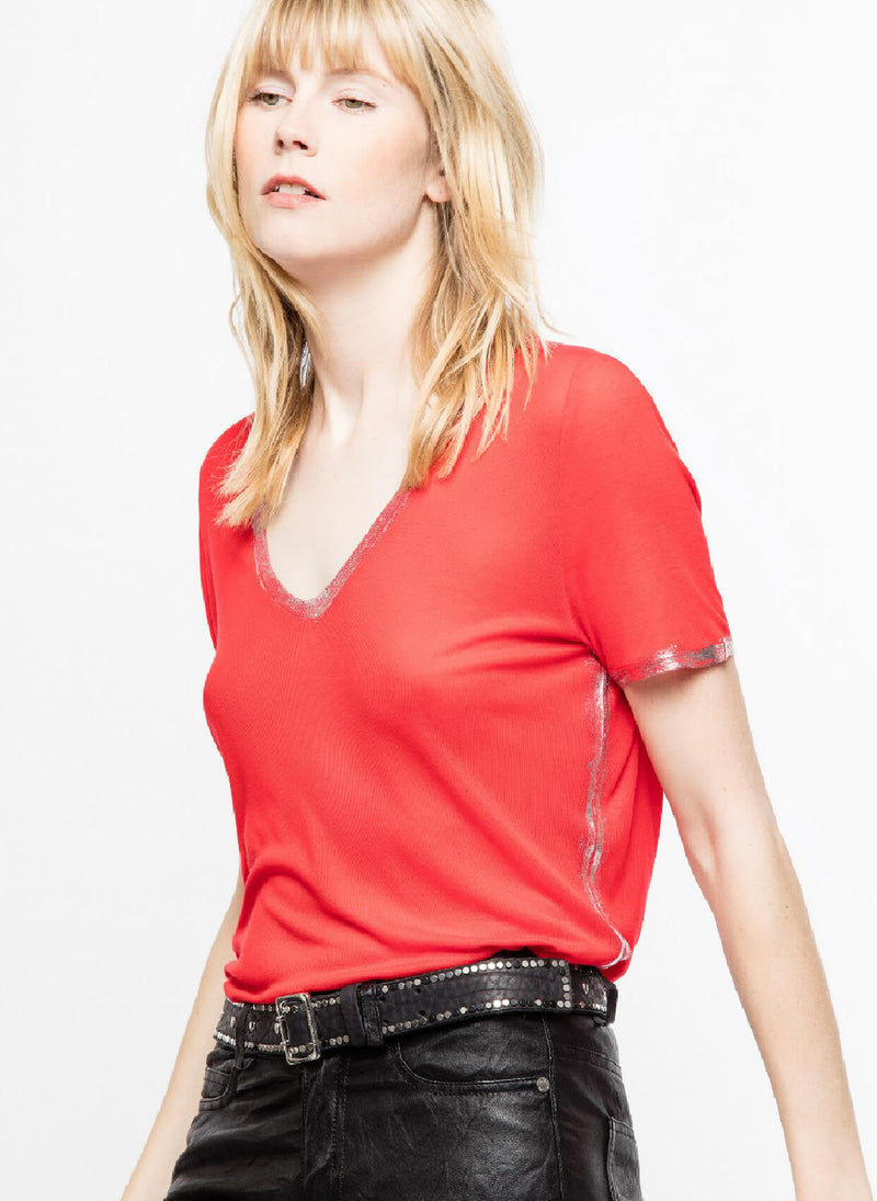 ZADIG&VOLTAIRE T-SHIRT-Libas Trendy Fashion Store