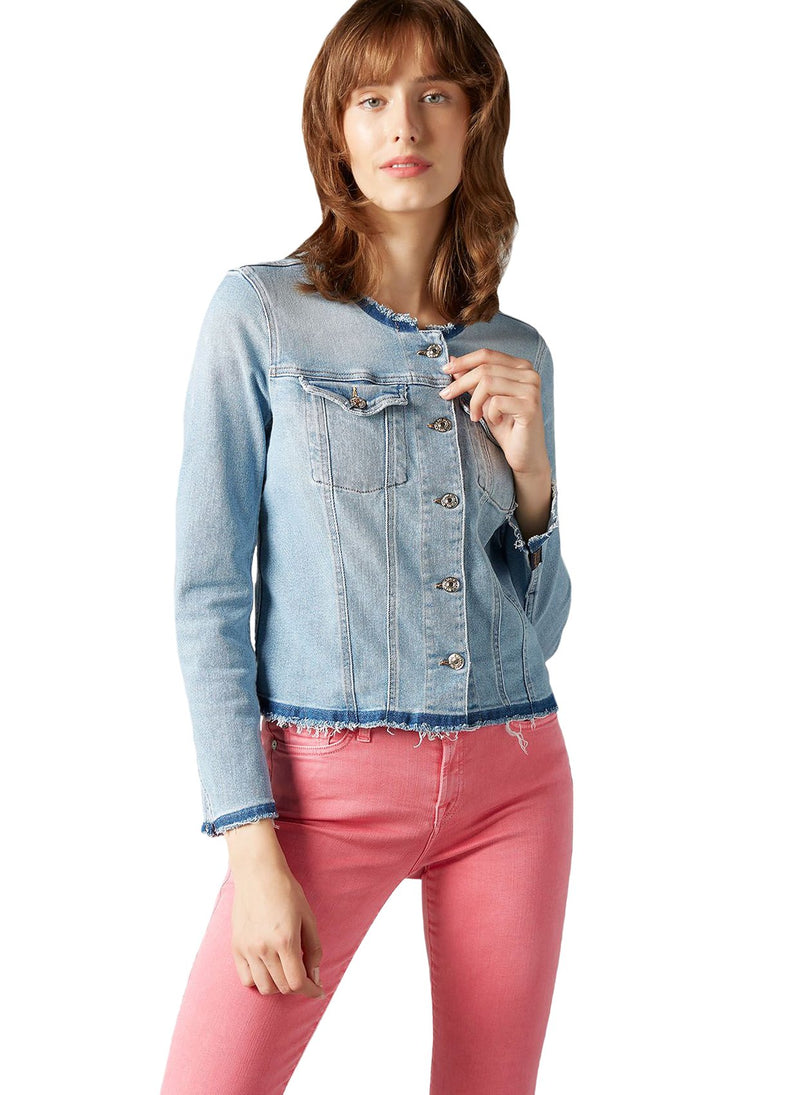 7 For All Mankind Jean Ceket-Libas Trendy Fashion Store