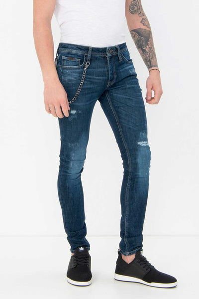 Antony Morato Iggy Tapered Fit Jeans-Libas Trendy Fashion Store